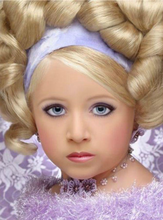 izbori za najlepsu devojcicu Da li su one najlepše devojčice na svetu?