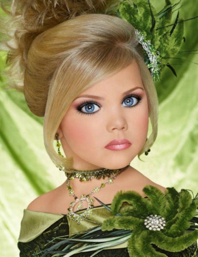 izbori za najlepsu devojcicu3 Da li su one najlepše devojčice na svetu?