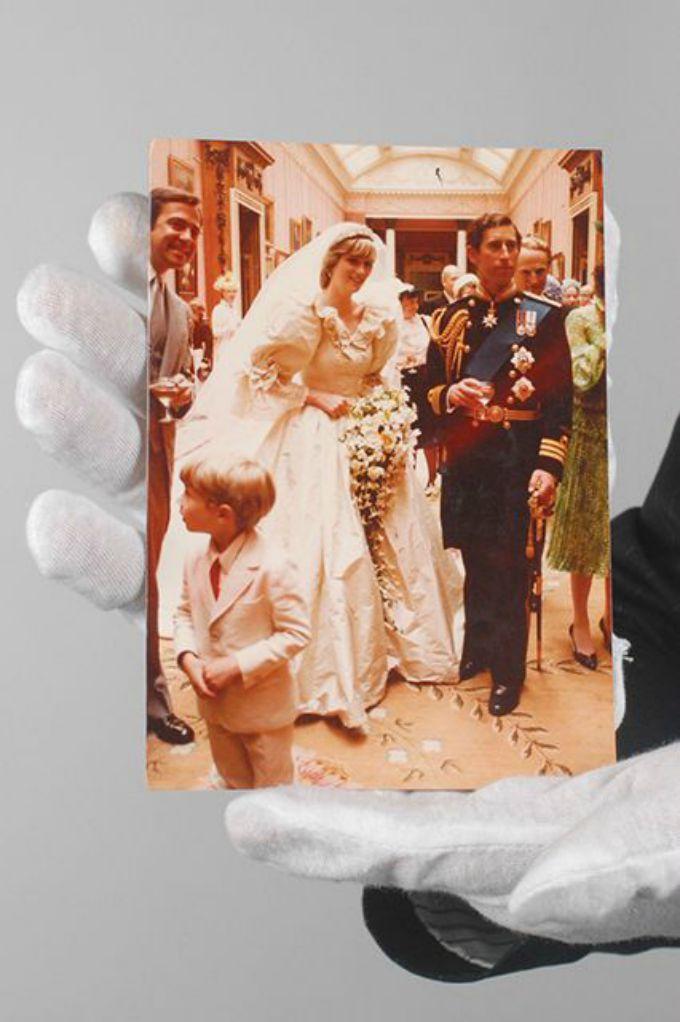 kraljevsko vencanje 2 Neobjavljene fotografije princeze Dajane sa kraljevskog venčanja