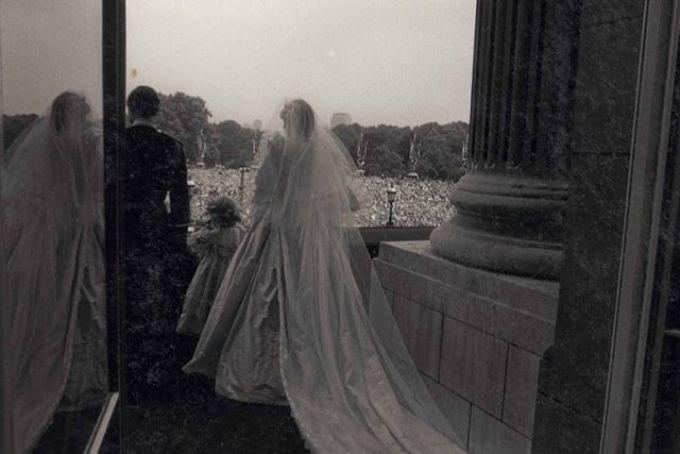 kraljevsko vencanje 6 Neobjavljene fotografije princeze Dajane sa kraljevskog venčanja