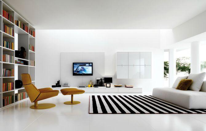 minimalisticki uredjen prostor Uredite dom u minimalističkom stilu