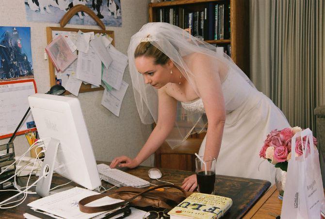 mlada planira vencanje Pet tipova žena kod planiranja venčanja