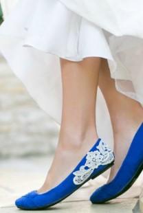 Savršene ravne cipele za venčanje
