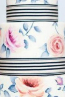 Elegantne prugaste mladenačke torte