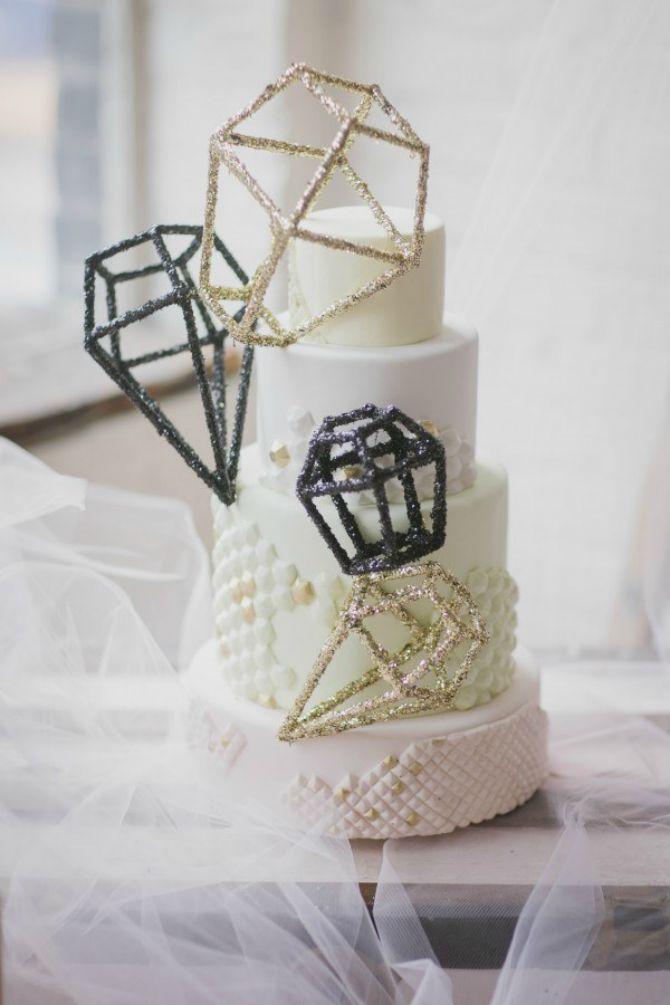 mladenacka torta Mladenačke torte inspirisane visokom modom