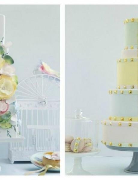 Mladenačke torte inspirisane visokom modom