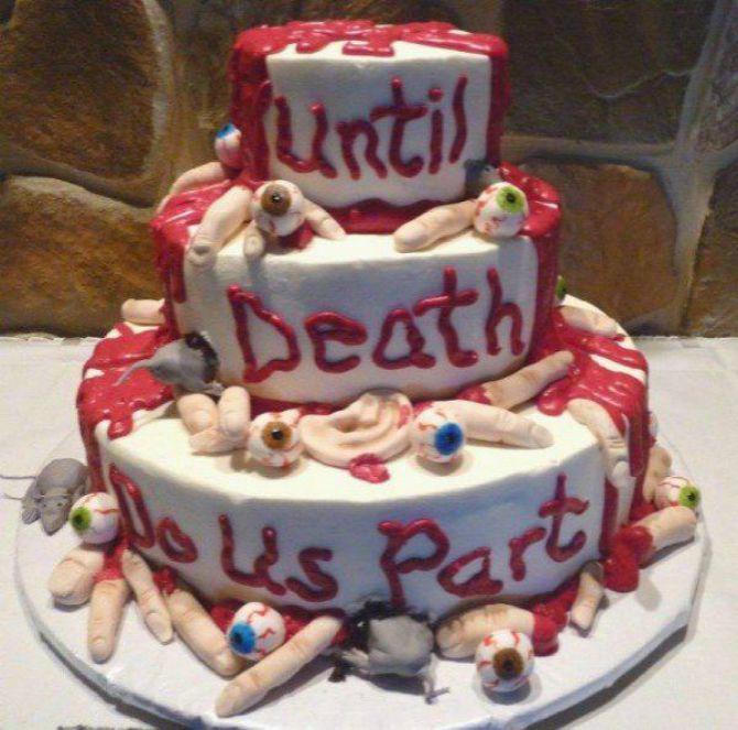 najruznije torte11 Mladenačke torte koje su doslovno rasplakale mlade