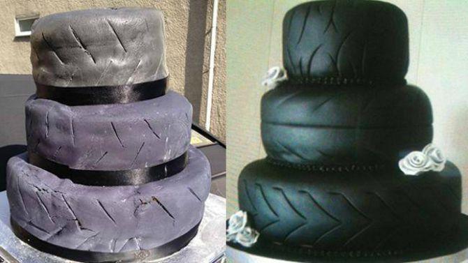 najruznije torte3 Mladenačke torte koje su doslovno rasplakale mlade