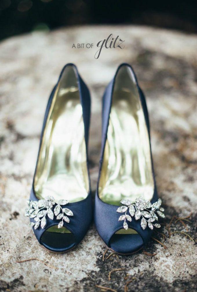 plave cipele za vencanje 2 Ponesite plave cipele na svom venčanju