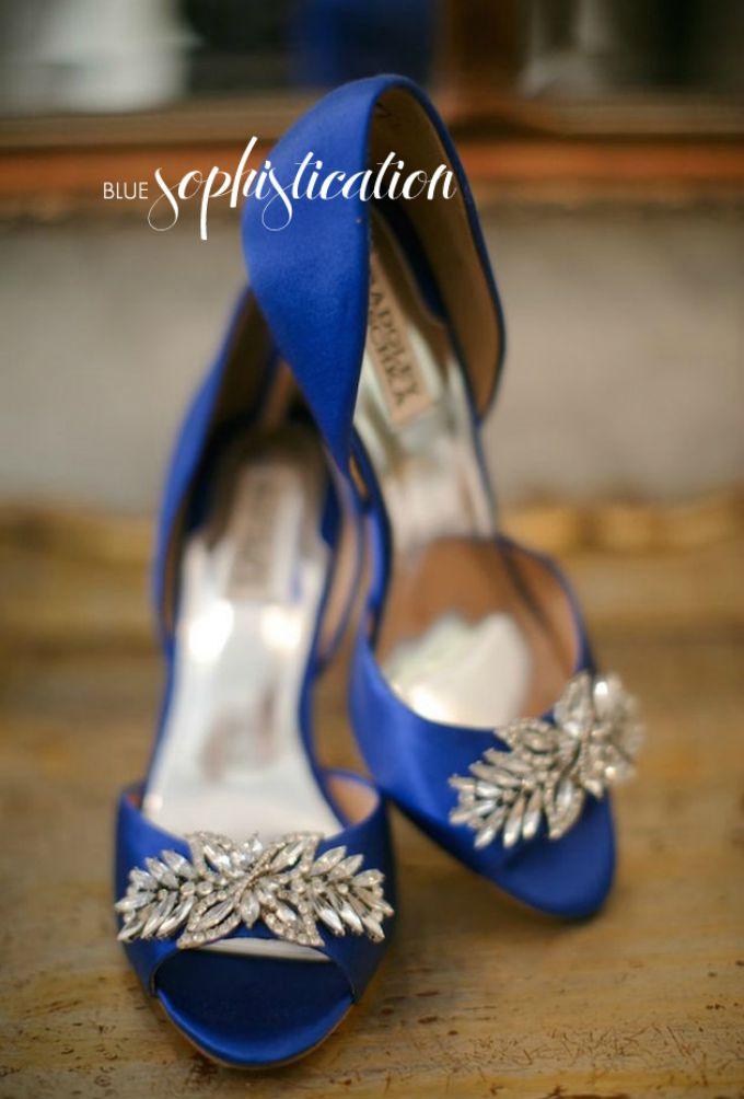 plave cipele za vencanje 4 Ponesite plave cipele na svom venčanju