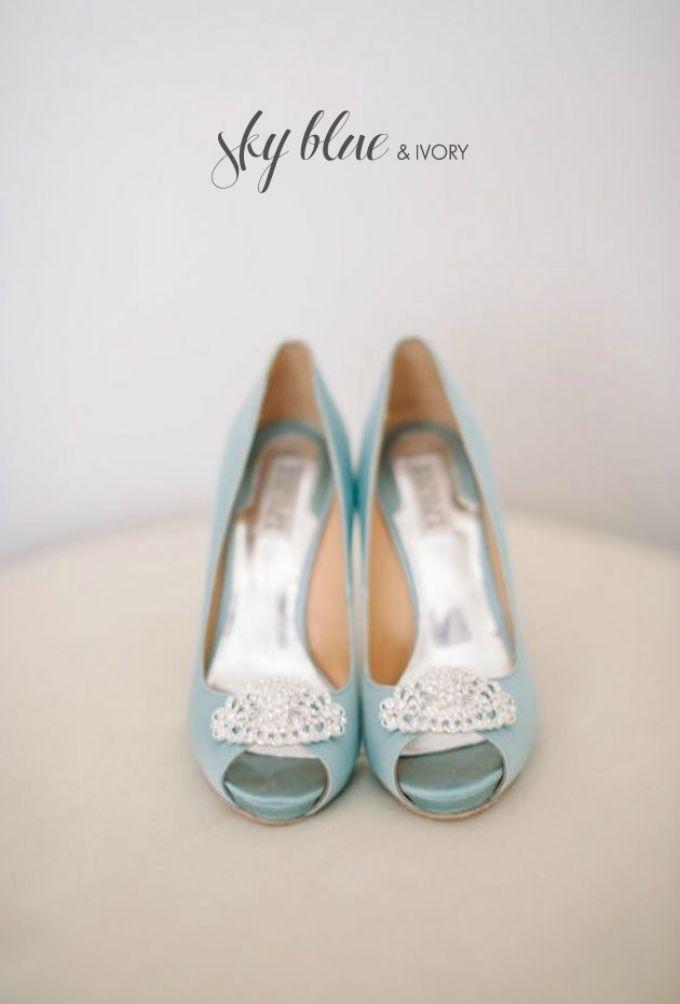 plave cipele za vencanje 7 Ponesite plave cipele na svom venčanju