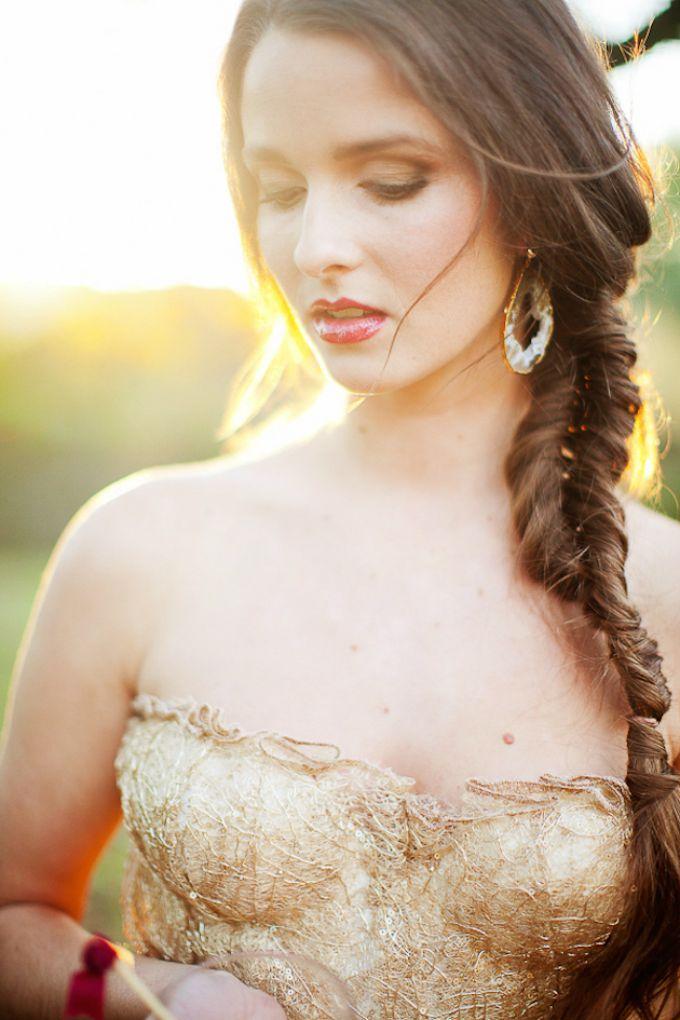 pletenice za vencanje 1 Predivne, elegantne i ženstvene pletenice: Idealna frizura za venčanje