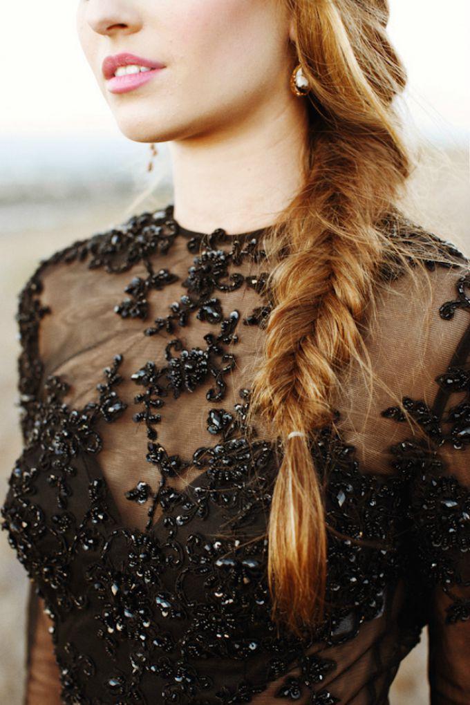 pletenice za vencanje 3 Predivne, elegantne i ženstvene pletenice: Idealna frizura za venčanje