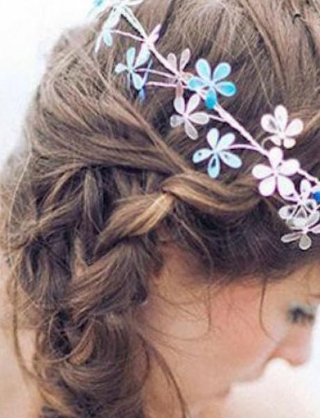 Predivne, elegantne i ženstvene pletenice: Idealna frizura za venčanje