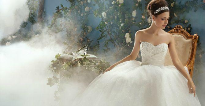 princeza mlada Pet tipova žena kod planiranja venčanja