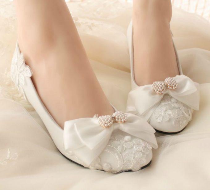 ravne cipele za vencanje 1 Savršene ravne cipele za venčanje