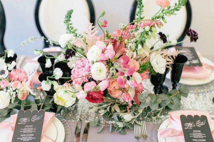 romanticna dekoracija za vencanje 3 Zabavna i neverovatno romantična dekoracija za venčanje