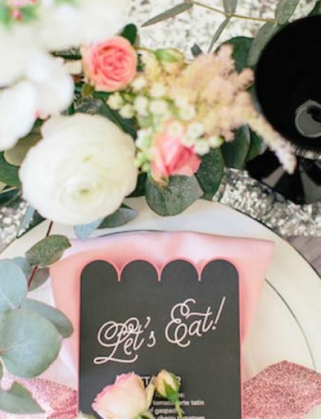 Zabavna i neverovatno romantična dekoracija za venčanje