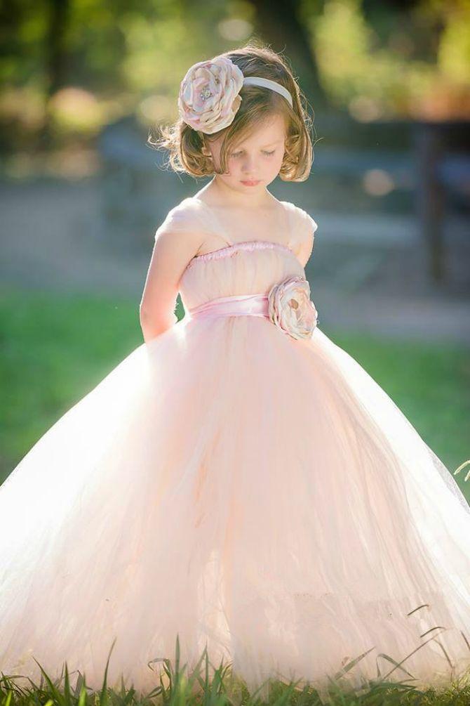 roze haljine za devojcice Roze haljinice za vašu mezimicu