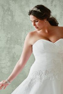Plus-size venčanice za punije dame