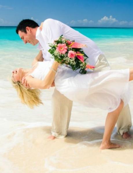 Venčanice koje su stvorene za venčanje na plaži