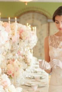 Neobične ideje za cvetne dekoracije na venčanju