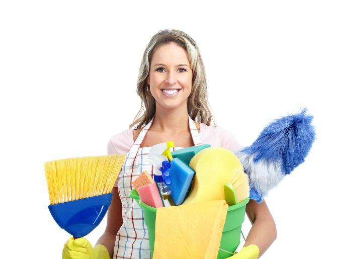 zena cisti kucu Napravite sami sredstva za čišćenje kuće