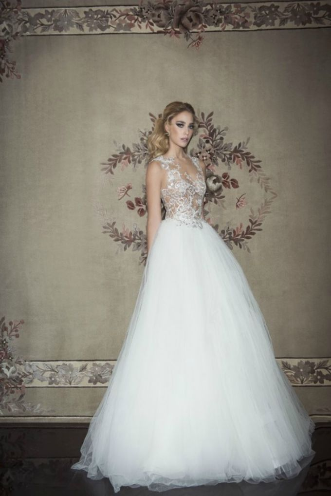 glamurozne vencanice 2 Glamurozne venčanice za mlade koje vole ekstravaganciju