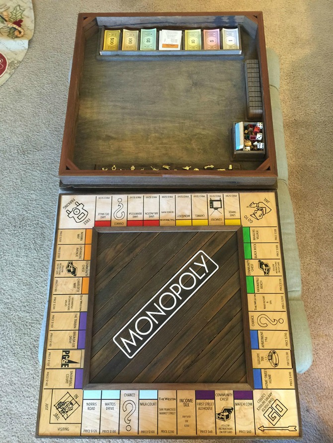 monopol igrica prosidba Najoriginalnija prosidba do sada