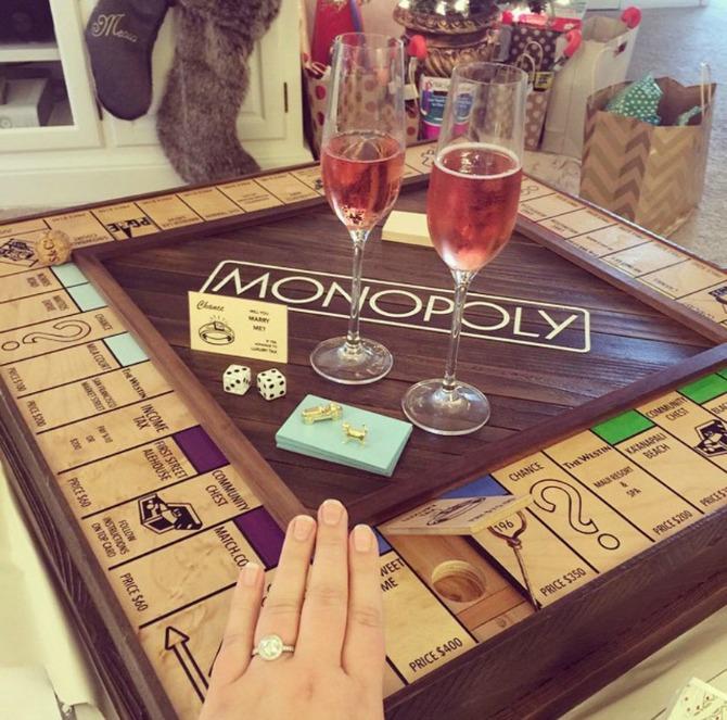 monopol igrica prosidba3 Najoriginalnija prosidba do sada