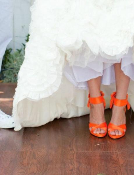 Venčajte se u cipelama živopisnih boja