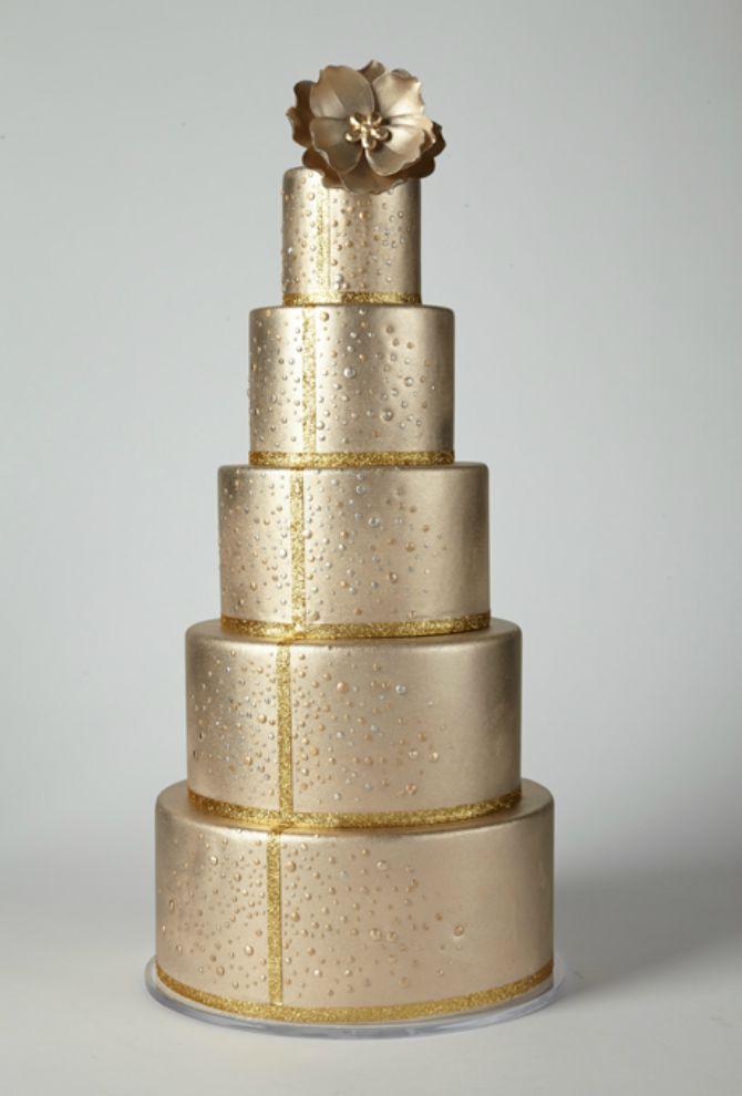 torta za vencanje5 Mladenačke torte kao iz bajke