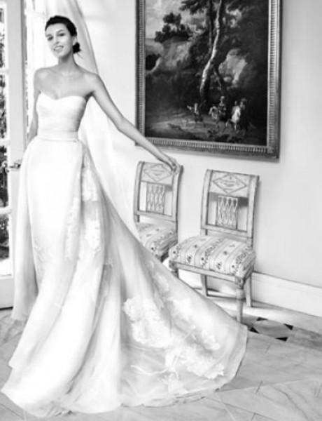 Bajkovita prolećna kolekcija venčanica modne kuće Carolina Herrera