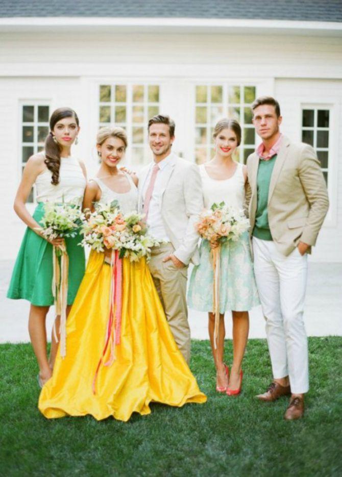 vencanje inspirisano kubom6 Kada je Kuba inspiracija za venčanje