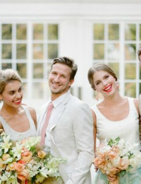 Kada je Kuba inspiracija za venčanje