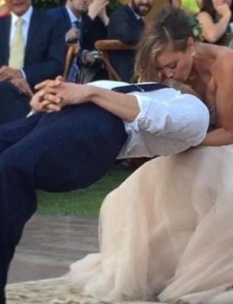Ovako to izgleda kada se udaješ za mađioničara