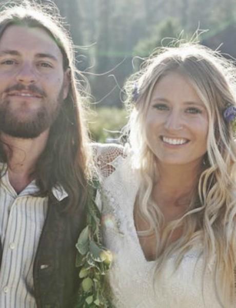 SPEKTAKL: Ovaj par se venčao u sred nedođije