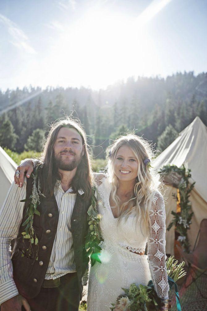 vencanje2 SPEKTAKL: Ovaj par se venčao u sred nedođije