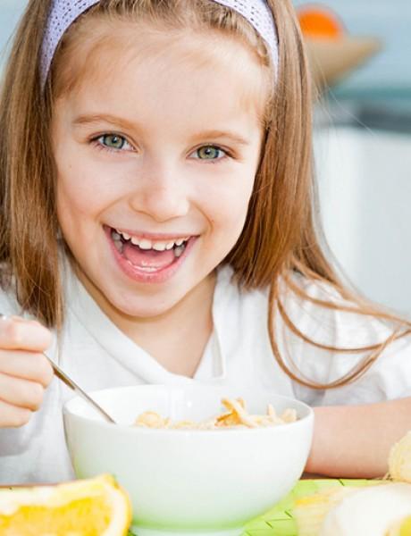 Nestlé program učenja o pravilnoj ishrani