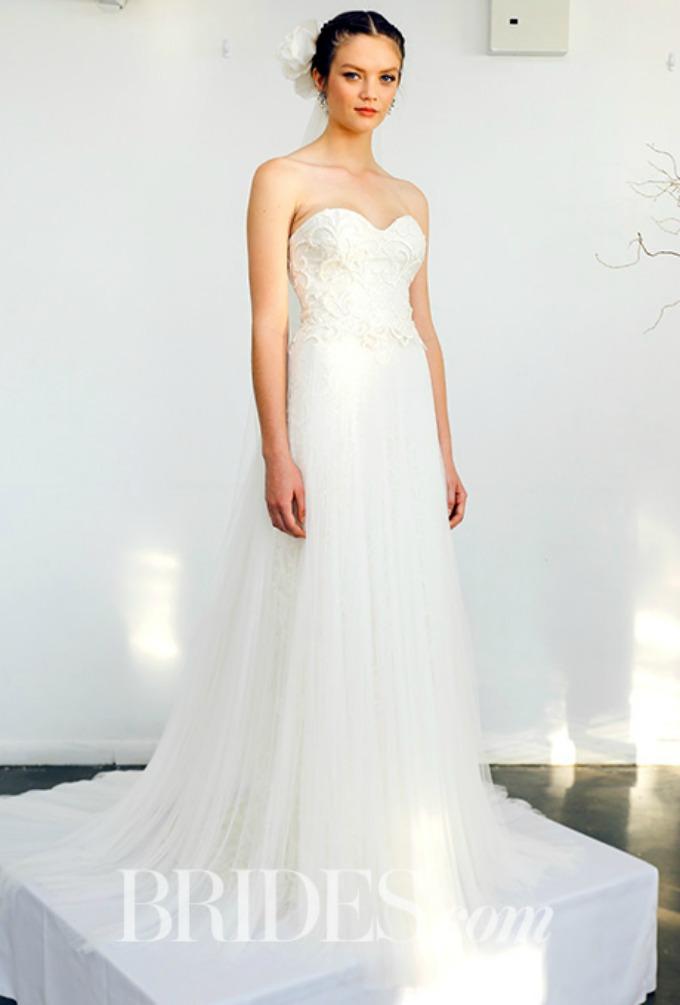bridal fashion week 21 Bajkovite Bridal kolekcije brendova Reem Acra i Marchesa