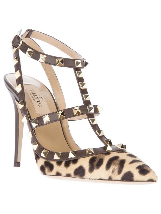cipele Animal print1 Najlepše cipele za jesenje venčanje