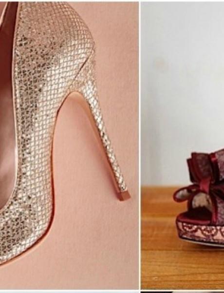 Najlepše cipele za jesenje venčanje