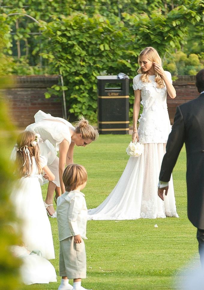 manekenke vencanja 7 Manekenke čija su venčanja privukla najviše pažnje