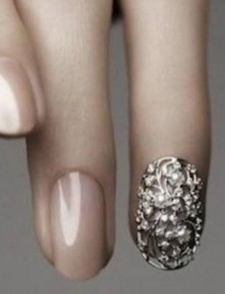 Predivne ideje za savršen manikir na venčanju