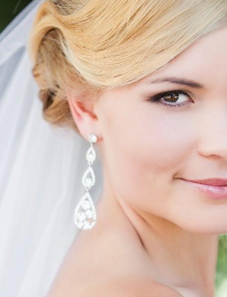 Savršena šminka za vaše venčanje