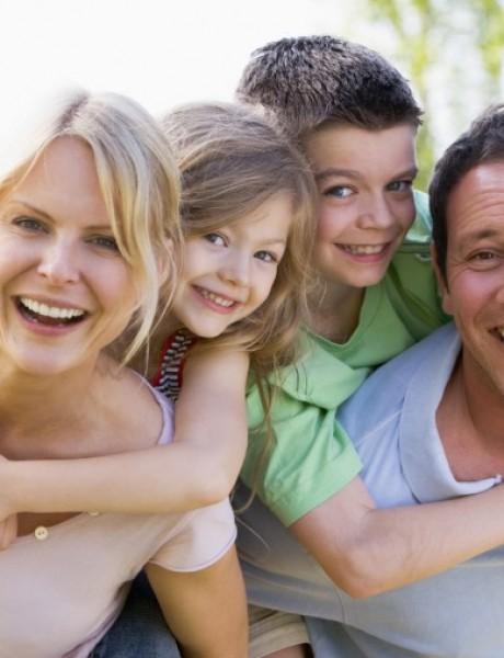 Zašto je živeti u sadašnjem trenutku važno u odnosu sa decom