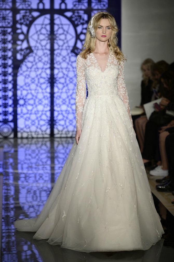 princeza vencanica1 Najlepše princeza venčanice sa Bridal Fashion Week a