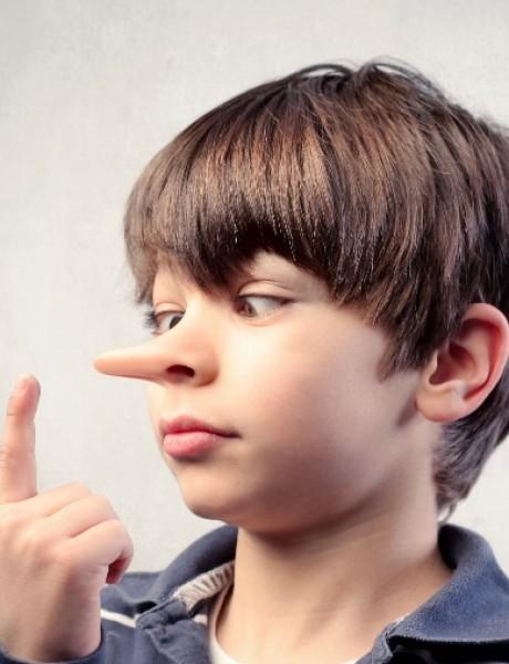 10 signala da vas dete laže
