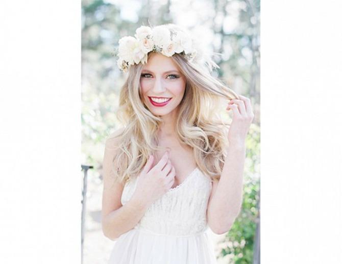 sminka boho mlada Savršena šminka za vaše venčanje