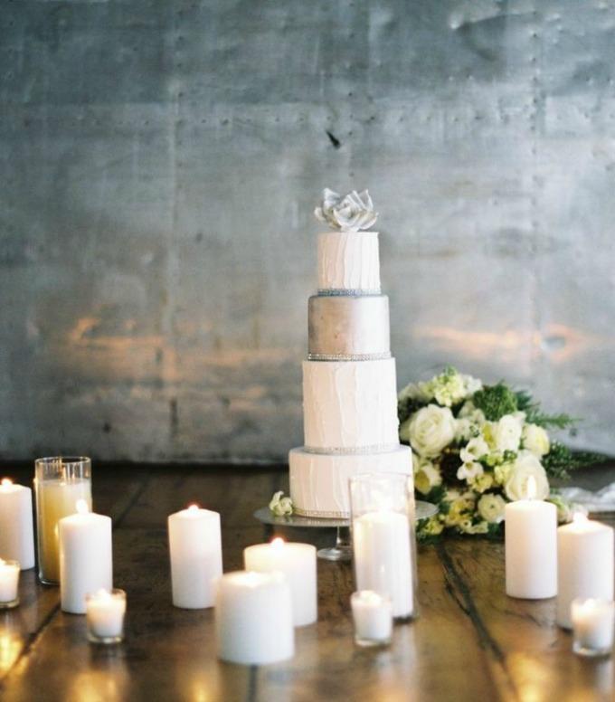 svadbene torte 2 Svadbene torte predivnih detalja